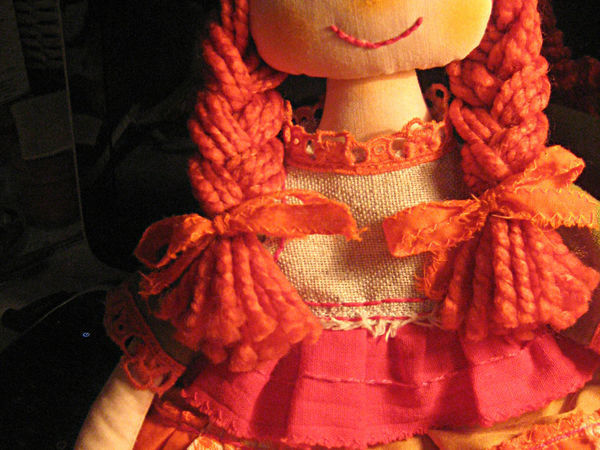 Такой рыжик | Ярмарка Мастеров - ручная работа, handmade