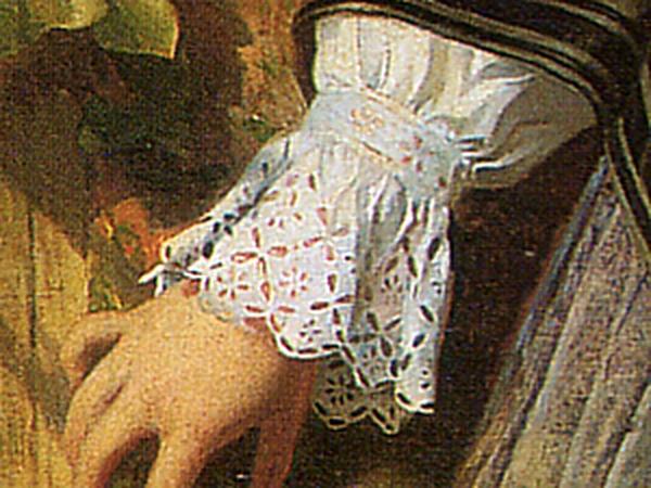 Broderie Anglaise (Английская белая работа) | Ярмарка Мастеров - ручная работа, handmade