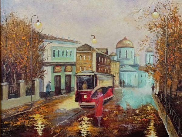 Картины настроения Василия Черных   Ярмарка Мастеров - ручная работа, handmade