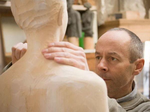 Папа Карло гиперреализма — Bruno Walpoth | Ярмарка Мастеров - ручная работа, handmade