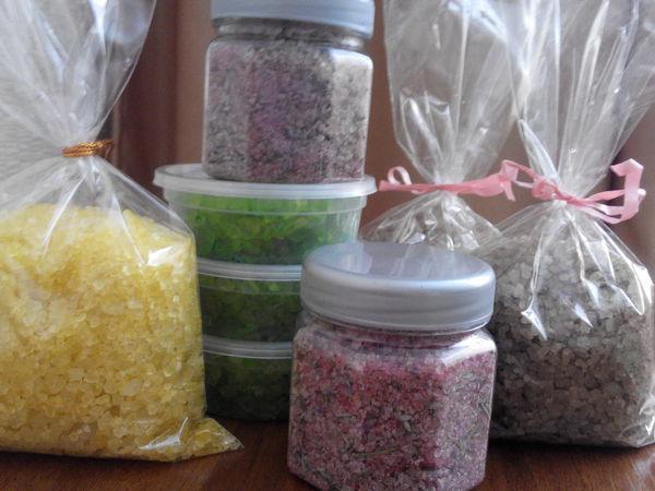 Все о пользе соли для ванн. | Ярмарка Мастеров - ручная работа, handmade