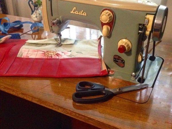 Швейная машина (сделано в СССР) | Ярмарка Мастеров - ручная работа, handmade