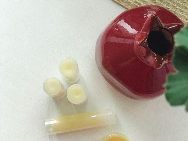 Как сделать кокосовый бальзам для губ с мандарином | Ярмарка Мастеров - ручная работа, handmade