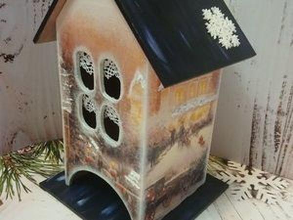 Розыгрыш чайного домика | Ярмарка Мастеров - ручная работа, handmade
