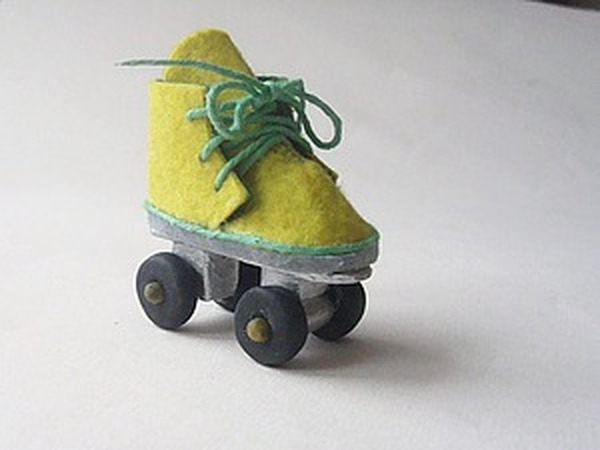 Мастерим ролики для куклы | Ярмарка Мастеров - ручная работа, handmade