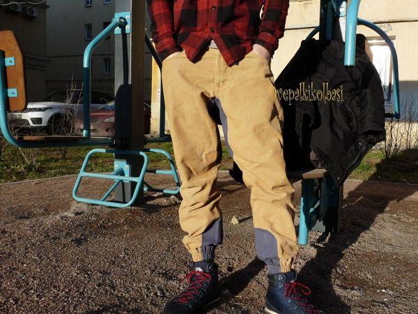 Обновляем гардероб. Переделка старых брюк   Ярмарка Мастеров - ручная работа, handmade