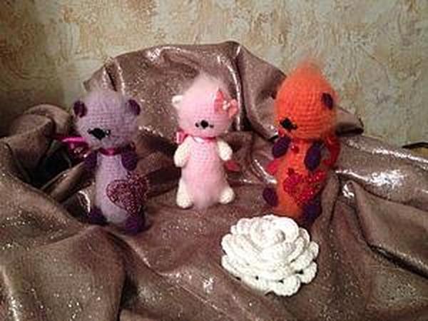 Анонс Мастер класса Вязаный мишка   Ярмарка Мастеров - ручная работа, handmade