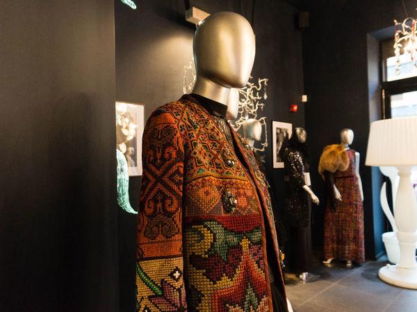 Одежда с вышивкой от Виктории Гресь — выставка «Timeless Gres» | Ярмарка Мастеров - ручная работа, handmade