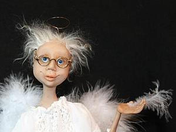 Мастер-класс по Авторской кукле из Ливингдолла.   Ярмарка Мастеров - ручная работа, handmade