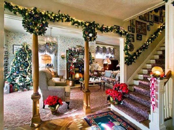 Garlands For Winter Decoration | Livemaster - handmade