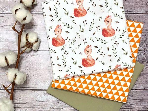 Застенчивая лисичка | Ярмарка Мастеров - ручная работа, handmade