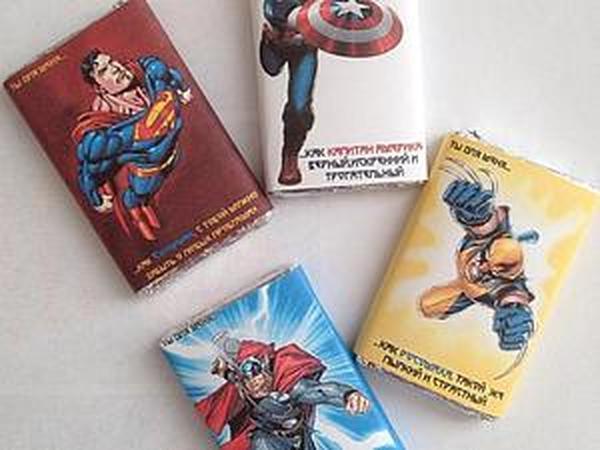 Подарок для супергероя: как сделать забавный сюрприз любимому | Ярмарка Мастеров - ручная работа, handmade