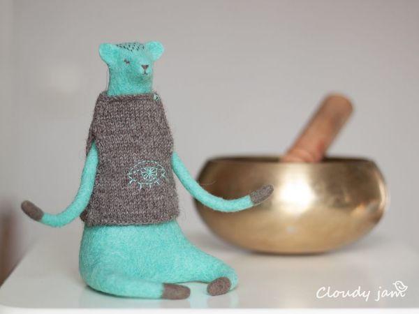 Омм.. Новый медведь в магазине | Ярмарка Мастеров - ручная работа, handmade