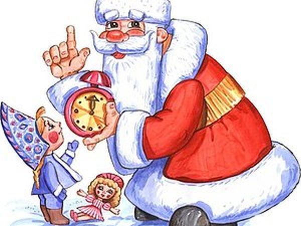 Все о Дедушке Морозе! | Ярмарка Мастеров - ручная работа, handmade