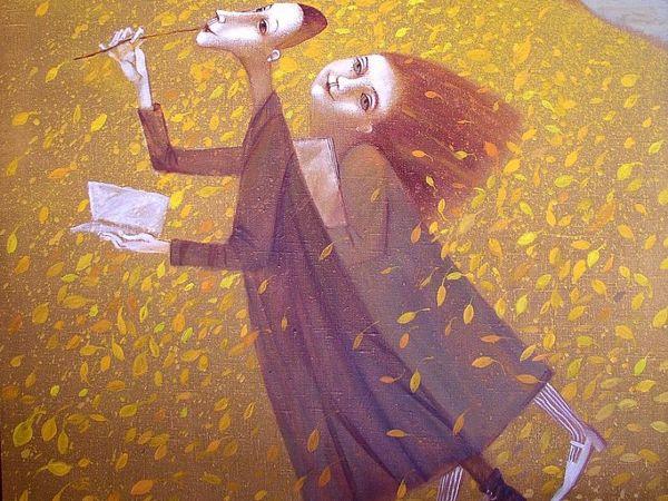 О Музе, вдохновении и поэзии...коротко о главном | Ярмарка Мастеров - ручная работа, handmade