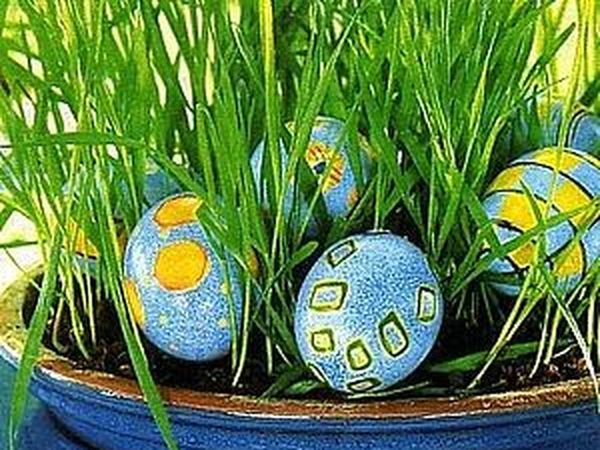 Пасхальные чудеса: 100 вариантов декора  яиц | Ярмарка Мастеров - ручная работа, handmade