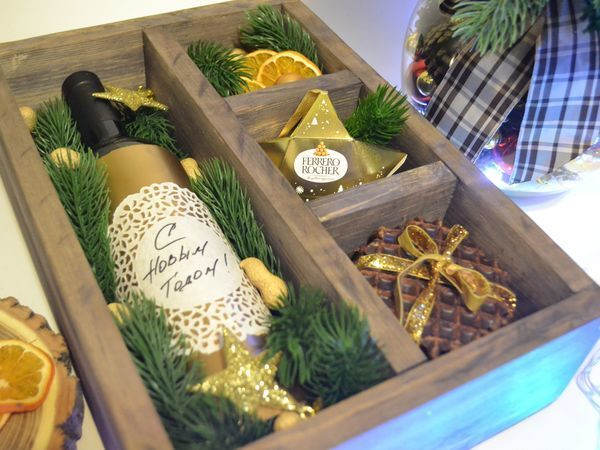 В магазине новинка! Деревянные ящики для подарков и цветочных композиций. | Ярмарка Мастеров - ручная работа, handmade