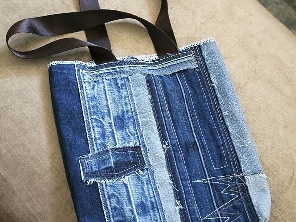 c21a61f43d41 Шьем летнюю сумку из джинсовых поясов | Ярмарка Мастеров - ручная работа,  handmade