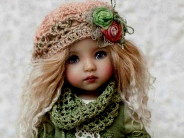 Вязание для кукол: 70 идей для вдохновения | Ярмарка Мастеров - ручная работа, handmade