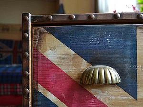 1001-й способ испортить икеевский комод | Ярмарка Мастеров - ручная работа, handmade
