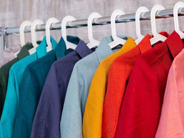 Почему увеличились просмотры льняной одежды? | Ярмарка Мастеров - ручная работа, handmade