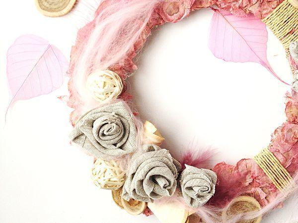 Розовый Новый год! Вся коллекция.. | Ярмарка Мастеров - ручная работа, handmade