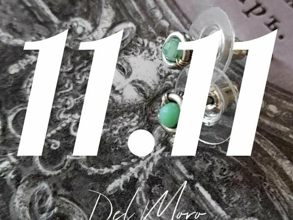 11.11 —  скидки до 50% на все готовые украшения! | Ярмарка Мастеров - ручная работа, handmade