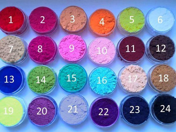 Поступление товара: пыльца для цветов флок пудра | Ярмарка Мастеров - ручная работа, handmade