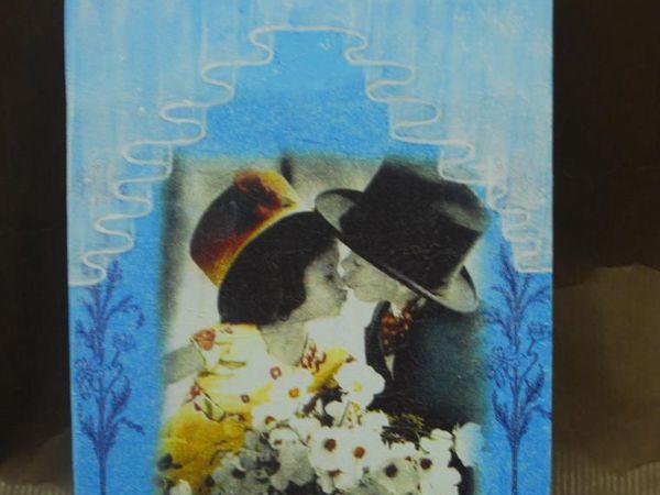 Рисуем салфетку акрилом   Ярмарка Мастеров - ручная работа, handmade