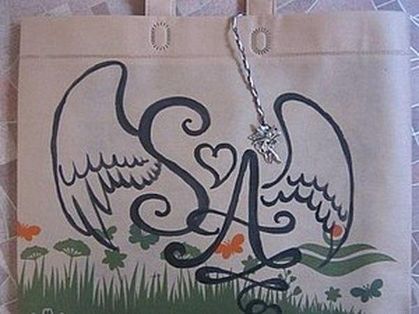Ура!!! у Меня Появились Персональные Эко-сумки!!! | Ярмарка Мастеров - ручная работа, handmade