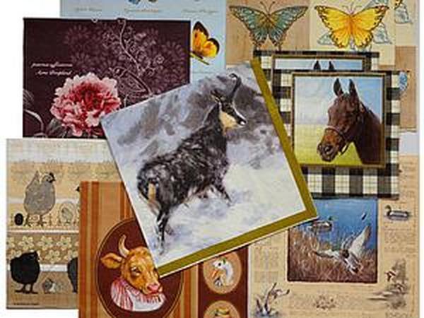 Все о декупажных салфетках | Ярмарка Мастеров - ручная работа, handmade