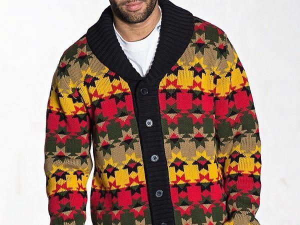 Вязаные свитера: поразительные потрясающие образы настоящих мужчин — от делового бизнесмена до мачо | Ярмарка Мастеров - ручная работа, handmade