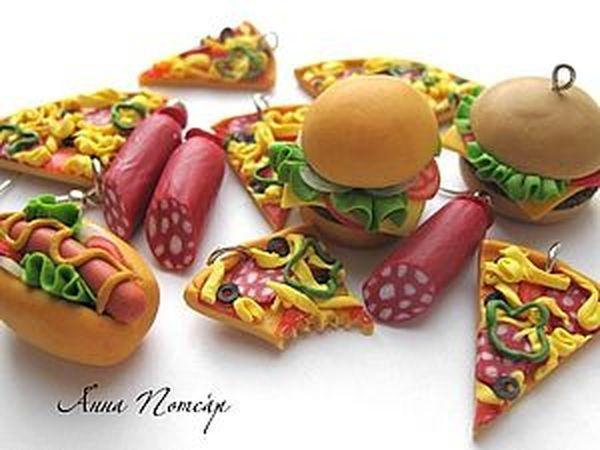 Мастер-класс по пластике «Еда. Кулинарная миниатюра». | Ярмарка Мастеров - ручная работа, handmade