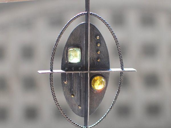 Создаем двусторонний кулон в космическом стиле | Ярмарка Мастеров - ручная работа, handmade