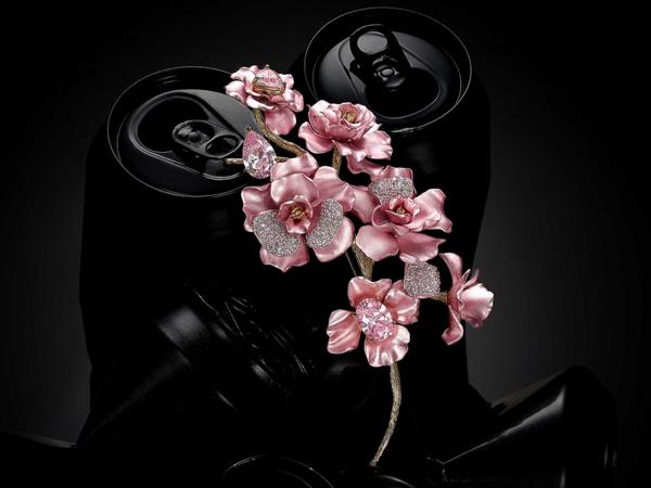 Анабела Чан превращает банки из-под напитков в роскошные украшения | Ярмарка Мастеров - ручная работа, handmade