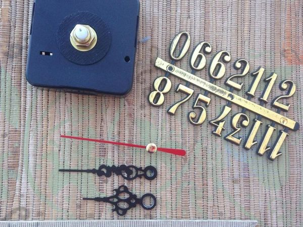 Как выбрать часовой механизм   Ярмарка Мастеров - ручная работа, handmade