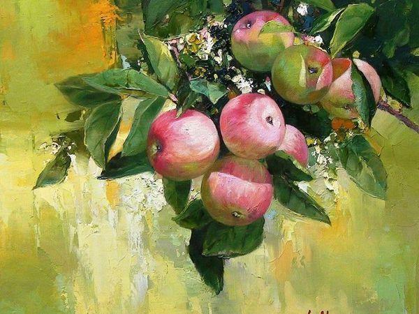 Время собирать плоды: Яблочный Спас в работах художников | Ярмарка Мастеров - ручная работа, handmade