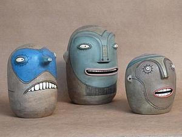 Про выходящее из ряда вон: современная керамика | Ярмарка Мастеров - ручная работа, handmade