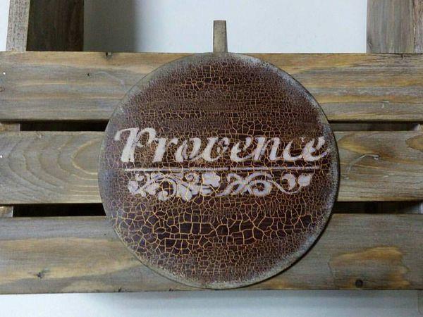 «Шато Де Прованс» ящик/подставка для двух бутылок СКИДКА! | Ярмарка Мастеров - ручная работа, handmade