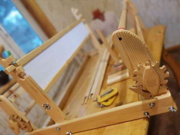 Ткацкие станки с бердо на заказ | Ярмарка Мастеров - ручная работа, handmade