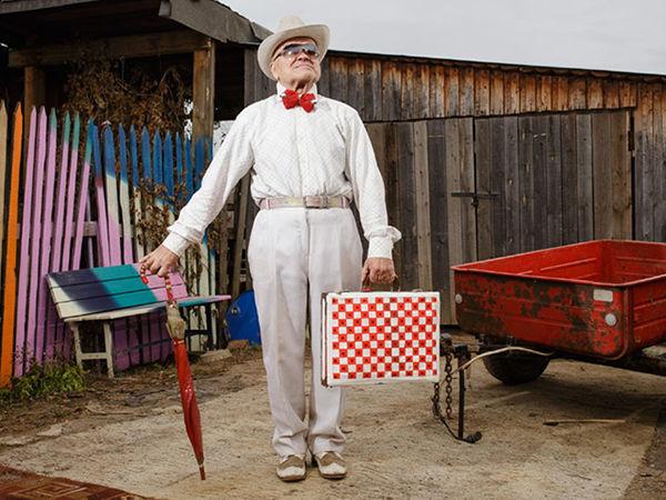 Вятский модник: как 72-летний пенсионер своими нарядами дает фору молодым | Ярмарка Мастеров - ручная работа, handmade