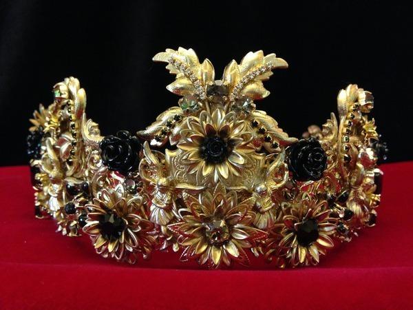 Корона Сиам | Ярмарка Мастеров - ручная работа, handmade