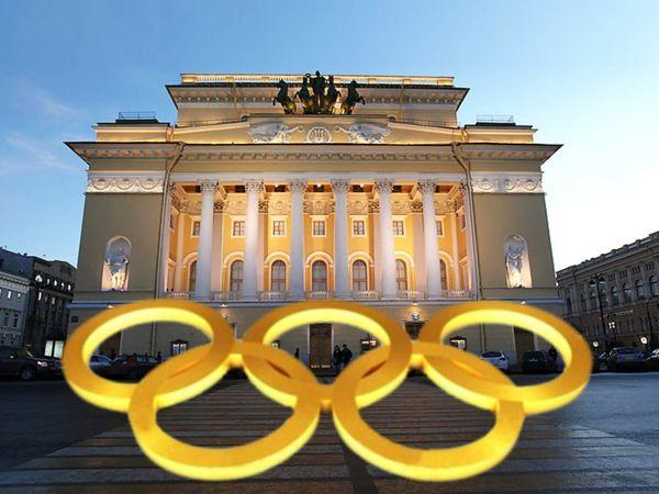 Театральная Олимпиада 2019!