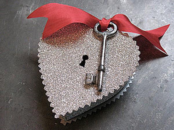 Влюбленное сердце. Оригинальные идеи упаковки подарка.   Ярмарка Мастеров - ручная работа, handmade