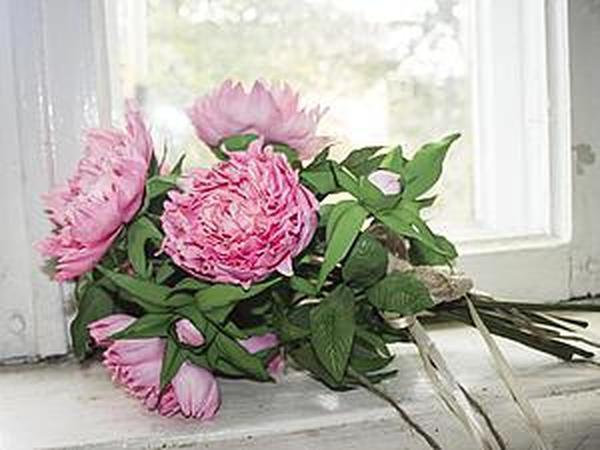 7 очевидных достоинств рукотворных цветов от живых. | Ярмарка Мастеров - ручная работа, handmade