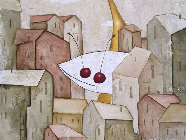 «Городской романс»  на Главной!   Ярмарка Мастеров - ручная работа, handmade