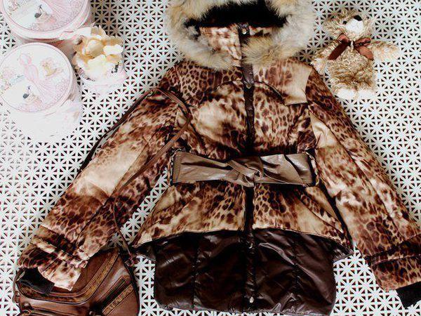Зимнее подростковое пальто  от 9 лет по 1099 | Ярмарка Мастеров - ручная работа, handmade