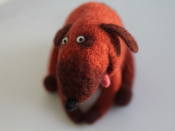 Новый пес в моем магазине)) | Ярмарка Мастеров - ручная работа, handmade