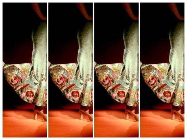 Как сшить красивейшую юбку? Часть 5. Дикий шёлк | Ярмарка Мастеров - ручная работа, handmade