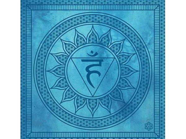Вишудха (Vishuddha). Открываем чакру ритуалом | Ярмарка Мастеров - ручная работа, handmade